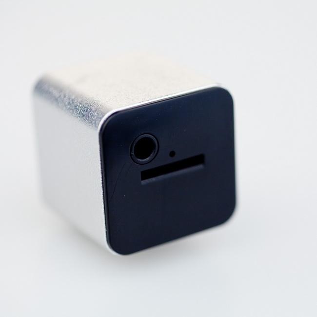 the kube2 kleiner mp3 w rfel mit touch bedienung foerderland. Black Bedroom Furniture Sets. Home Design Ideas