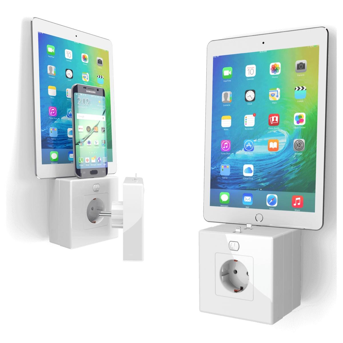 thingcharger smartphones und tablets stilvoll ohne kabel laden f rderland. Black Bedroom Furniture Sets. Home Design Ideas