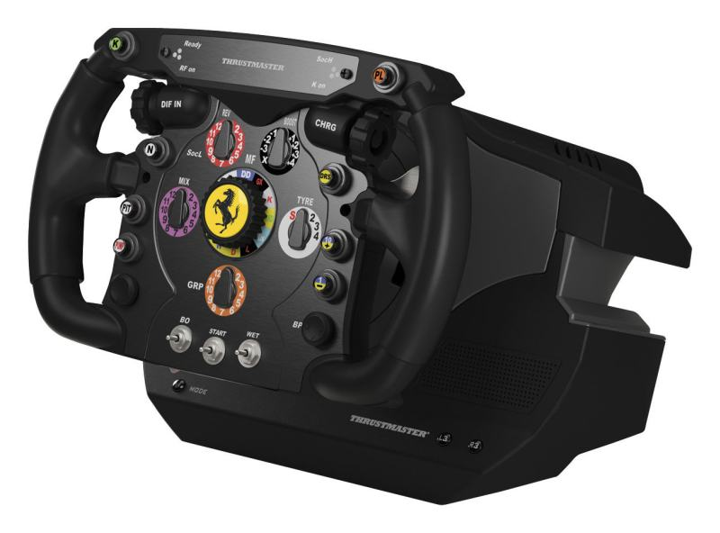 thrustmaster ferrari f1 wheel integral t500 echtes f1. Black Bedroom Furniture Sets. Home Design Ideas