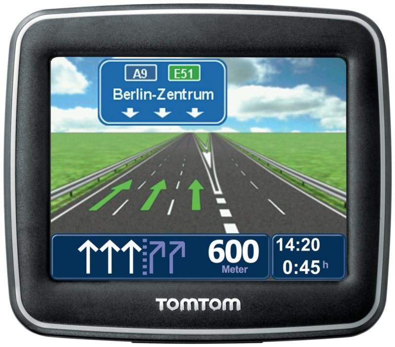 tomtom start2 g nstiges einsteiger navi foerderland. Black Bedroom Furniture Sets. Home Design Ideas
