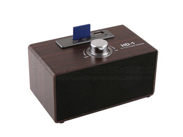usb retro lautsprecher musik ohne kabel f rderland. Black Bedroom Furniture Sets. Home Design Ideas