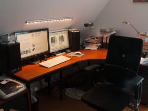 Licht Am Arbeitsplatz Vorschrift schreibtisch beleuchtung led dekoration ideen