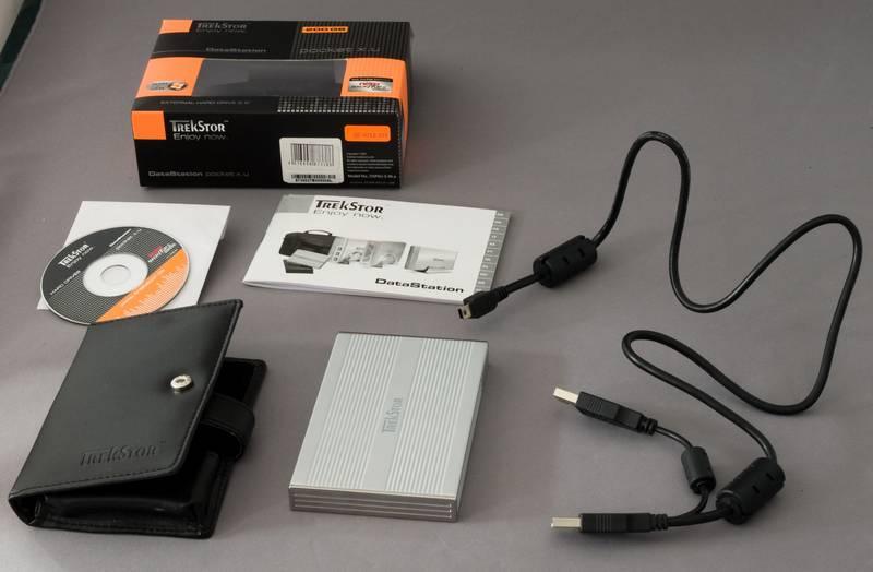 test trekstore usb harddisk platte f r zwei notebooks. Black Bedroom Furniture Sets. Home Design Ideas