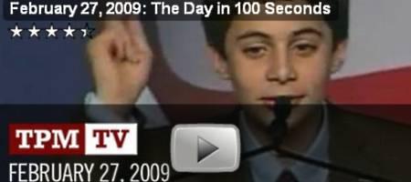 TPM TV: Es muss schnell gehen (Screenshot)