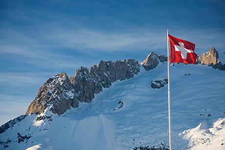 Das sichere Speichern von wichtigen Daten wird zum neuen Schweizer Standortvorteil.
