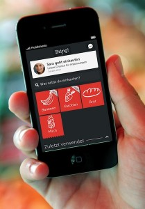 Die Bring!-App landete dank gelungener PR-Arbeit auf vielen iPhones.