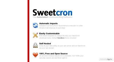 sweetcron
