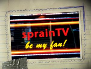 sprainTV