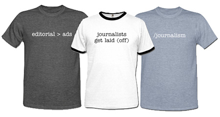 angryjournalist.com hat jetzt auch T-Shirts