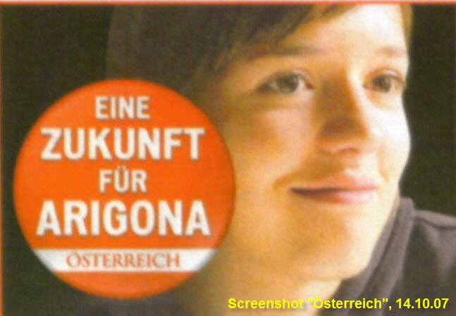 Arigona Kampagne1