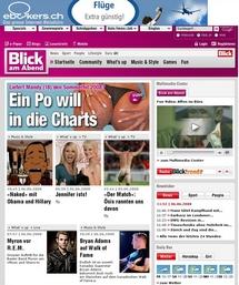 bBlick am Abend Online: Viel Aaa...