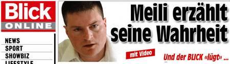 Christoph Meili Blick Online