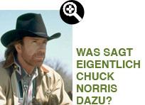 Chuck Norris (Bild [M] Keystone)