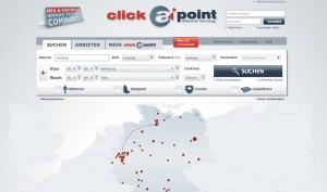 Click a Point: Fracht oder Personenfahrten