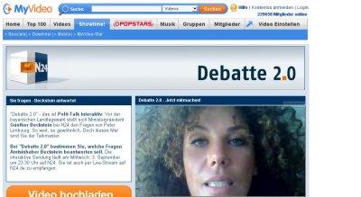 Debatte 2.0