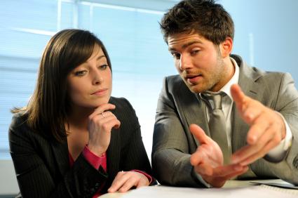 Erklären und überzeugen (Foto: iStockphoto.com)