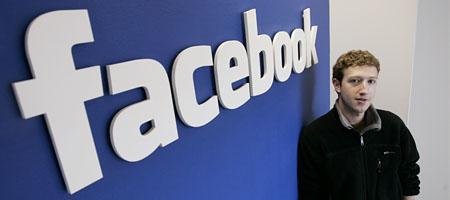 Facebook-Gründer Zuckerberg: Im Auftrag der Pharma-Lobby? (Keystone)