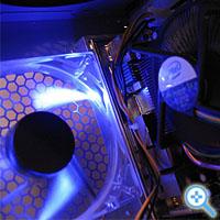 Lüfter im Rechner: Controlled Circulation? (Bild William Hook, Creative-Common-Lizenz)
