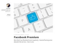 Facebook Premium