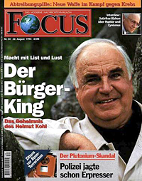 Focus Bürger-King