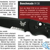 Gear zeigt viele, viele Messer
