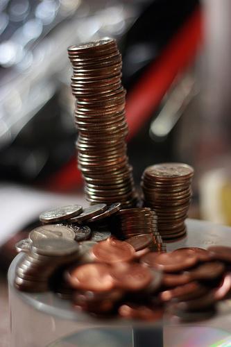 Nur noch Cents und Pennies von VCs?
