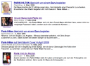 Paris Hilton bei Google News