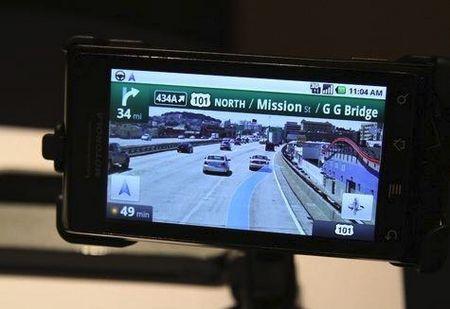 Sreetview hilft in der Navigation, Knoten- und Abbiegepunkte oder auch das Ziel eindeutig zu erkennen. (Bild businessinsider.com)