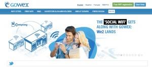 Gowex: Fon-Konkurrent für Geschäfte