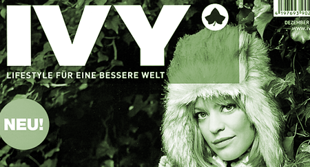 IVY Cover erste Ausgabe