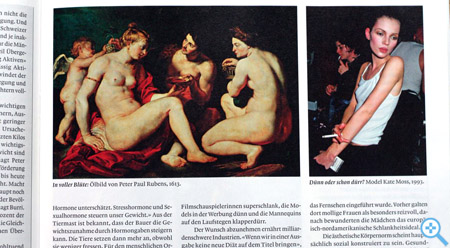 Rubens in der Weltwoche