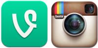 Vine & Instagram