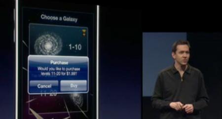 Transaktionen innerhalb von iPhone-Apps (Foto: Mashable)