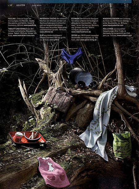 Seite aus der ersten Ivy-Ausgabe