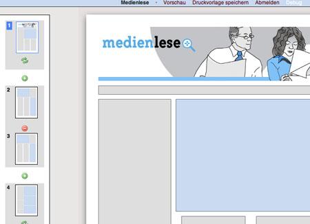 Journalizer im medienlese.com-Test
