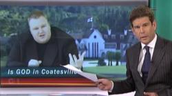 """Das Fernsehen in Neuseeland berichtet über """"Kimble"""""""