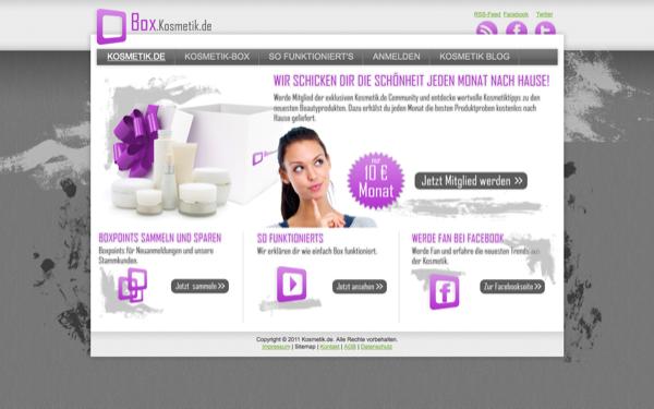 Kosmetik Box