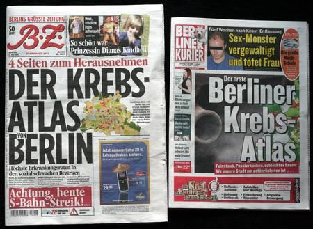 Krebs-Atlas