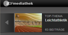 Leichtathletik ZDF