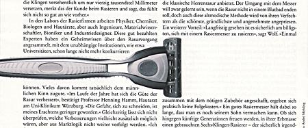 Schöne Ansichten: SZ-Magazin