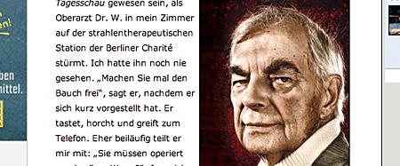 Schöne Ansichten: Zeit-Magazin