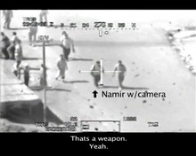 Das ist eine Waffe: Video und Funk aus dem Kampfhelikopter