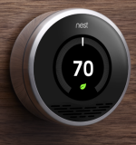"Intelligentes Thermostat ""Nest"""