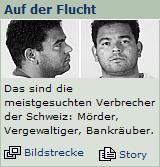 Neuenfeld Neuenhof Verbrecher der Schweiz