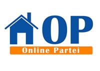 Onlinepartei Logo