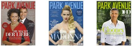 Park Avenue: Im Januar 2009 kommt die letzte Ausgabe.