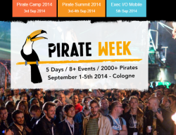 Pirate Summit