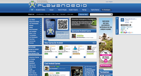 Playandroid