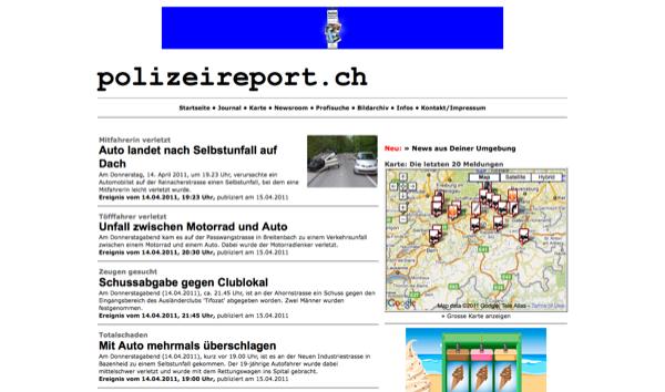 polizeireport.ch