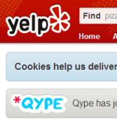 Yelp und Qype